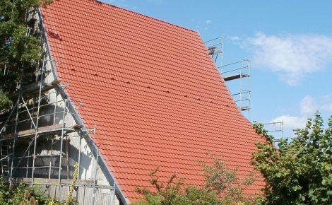 Dachsanierung Holzbau Saur